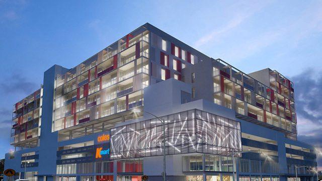Footscray Plaza